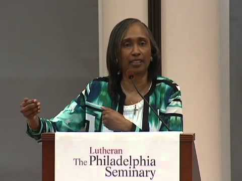 The Rev. Dr. Cheryl J. Sanders - Preaching with Power 2015 Lecture