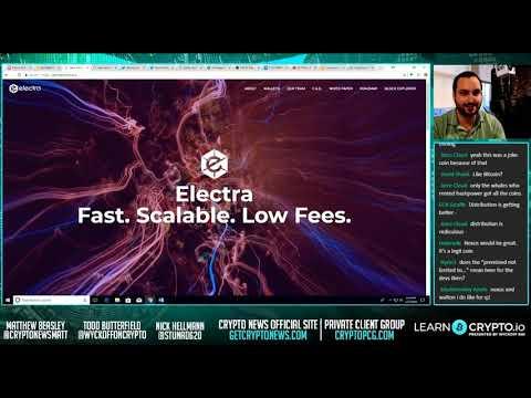 Electra Coin Fundamental Review By Nick Hellmann ECA
