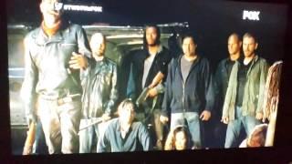 The Walking Dead  7 temporada ep 1