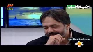 مصاحبه با حاج محمود کریمی, تهران , شبکه ۳