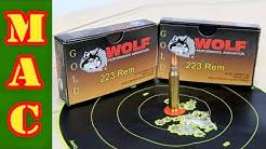 Wolf Gold .223 Ammo