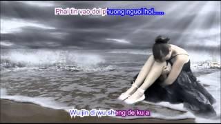 Wu Qing De Qing Shu (Nếu Ta Còn Yêu Nhau) - Saxophone Karaoke