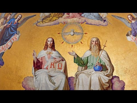 OUR TRIUNE GOD LIVES! THE TRINITY FOREVER DEFENDED!
