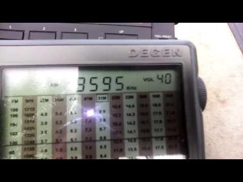 Radio Nikkei 1 - 9595 kHz, Chiba-Nagara, Japan (26.05.16)