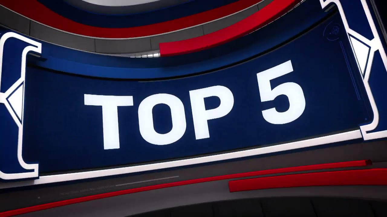 NBA Top 5 Plays Of The Night | March 23, 2021