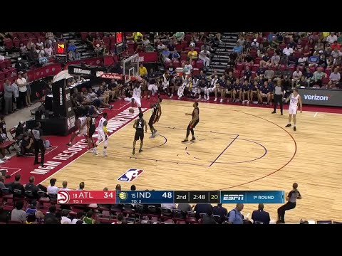 2nd Quarter, One Box Video: Indiana Pacers vs. Atlanta Hawks