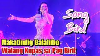 Makatindig Balahibo | Regine Velasquez Walang Kupas sa PAG BIRIT - The Song Bird & The Song Horse