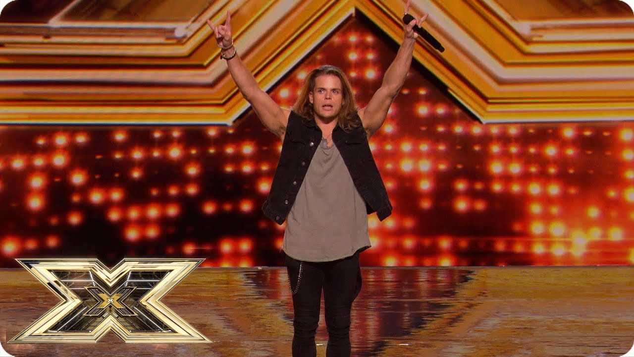Giovanni Spano is here to rock the Judges! | Auditions Week 3 | The