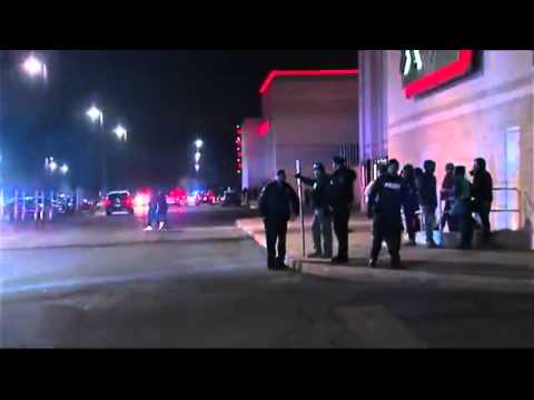 Fights break out at Valley View Theater