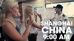 Lost In The Chinese Subway - Shanghai, China - Now United