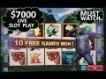 NG SLOT vs SAN MANUEL CASINO ! $7000 Live Slot Play | Last Visit To SAN MANUEL | Part 3