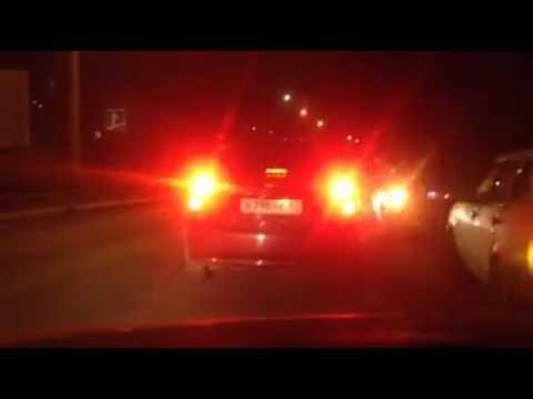 Авария в Массандре 23 февраля 2017 года