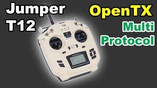 Jumper T12 OpenTX Radio Transmitter