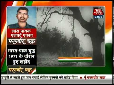 Param Vir Chakra - Lt. Col. Ardeshir Burzorji Tarapore