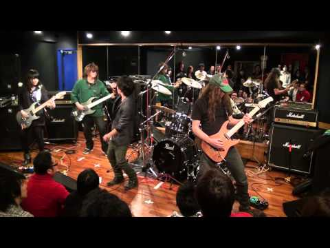 Forever - Skid Row Vol.3_2012/01/08【ONCOCO♪】
