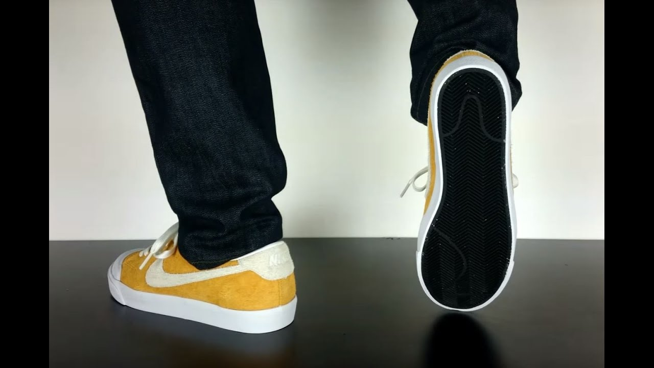reputable site 06747 48701 NIKE SB ALL COURT CK university gold summit white black 806306-710