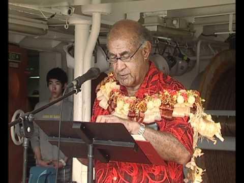 Fiji's Firs Ever Deep Sea Mining  Launched - Fiji News 21/4/12 (Pt 1)