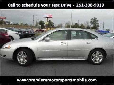 Used Cars Mobile Al >> 2015 Chevrolet Impala Limited Used Cars Mobile Al