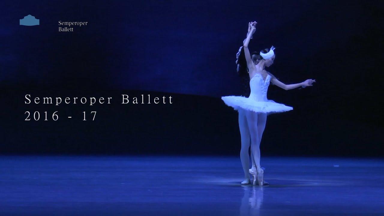 Semperoper Ballett Spielzeit 2016-17 (Deutsch)