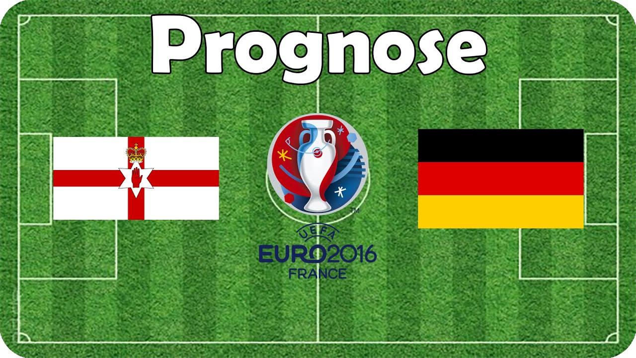 Nordirland Deutschland Prognose