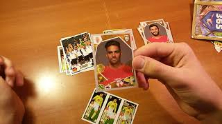 "BOX OPENING 1/10 {|} Открытие 5-и пачек ""FIFA 365"" (2018) Panini"