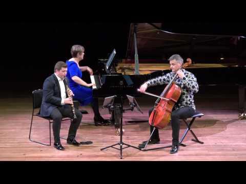 RNZ Music: Brahms' Clarinet Trio