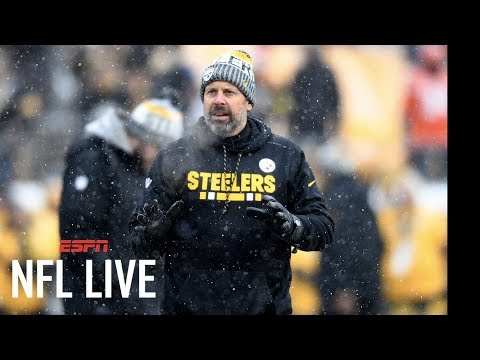 Todd Haley named new Browns offensive coordinator | NFL Live | ESPN