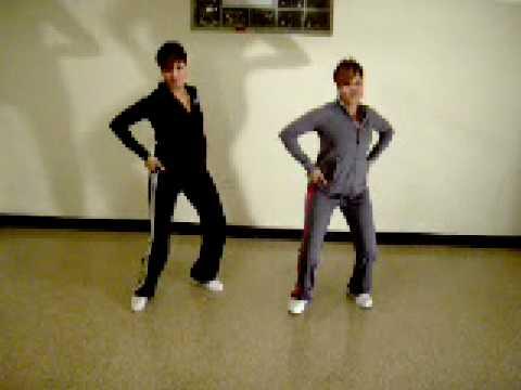 Step / Line Dance The Thomas Twins Lose Control Boolumaster