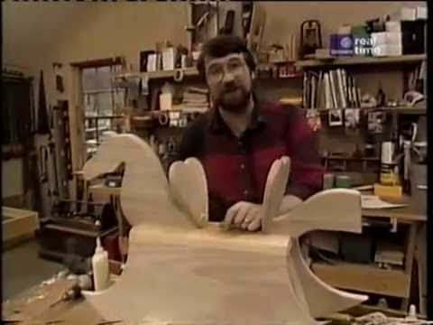 How to make a Rocking Horse / Woodworking project
