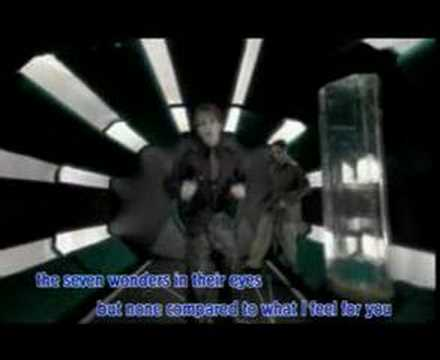 Ant & Dec - When I Fall In Love (KTV)