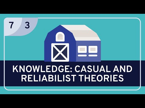 PHILOSOPHY - Epistemology: Analyzing Knowledge #3 (Causal and Reliabilist Theories) [HD]