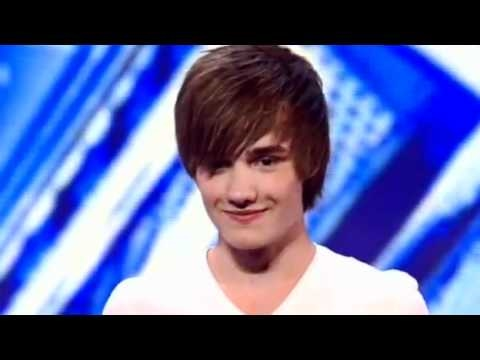 X Factor Liam Payne Sings Cry Me A River - HD