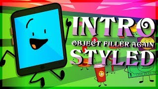 Object Invasion Intro | OFA Styled