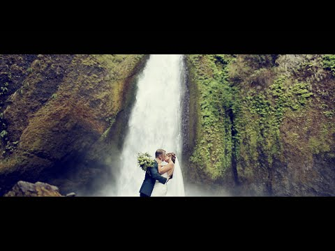 Wahclella Falls Elopement  ::  Sara + Jeff