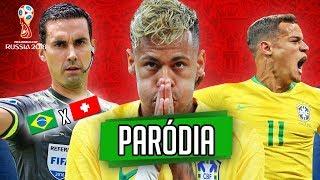 Baixar ♫ BRASIL FOI ROUBADO NA COPA CONTRA SUIÇA   Paródia Seleção Brasileira   Neymar   VAR ‹ RALPH +10 ›