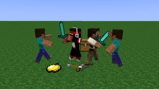 Download MineCraft [Hunger Games] №1 - Сокрушительная победа! Mp3 and Videos