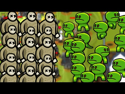 Can A Frog Army Stop The Zombie Apocalypse Circle Empires Rivals