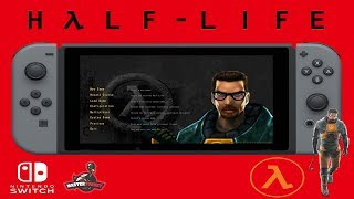 Half-Life for Nintendo Switch (Homebrew)