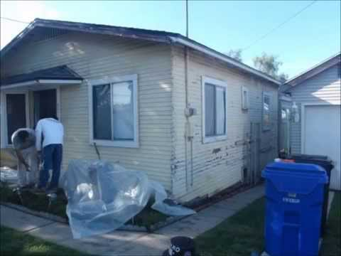 Lead Paint Contractor Exterior, San Diego