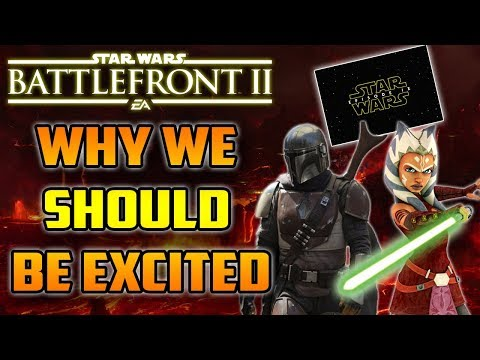 Why 2019 Could Be Great For Star Wars Battlefront 2! thumbnail
