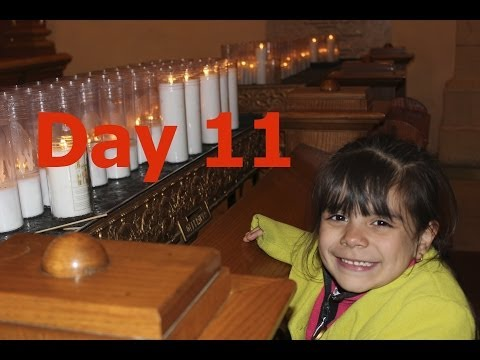 Texas Travel: Day11! San Antonio, San Fernando Cathedral, and Love! (Jan. 2, 2014)