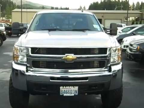 2009 chevrolet silverado 2500 crew cab short bed duramax. Black Bedroom Furniture Sets. Home Design Ideas