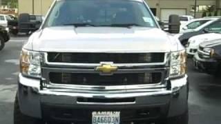 2009 Chevrolet Silverado 2500 Crew Cab Short Bed Duramax Art Gamblin Motors V2050