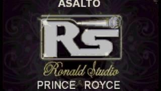 Prince Royce - Asalto - Karaoke Exclusivo
