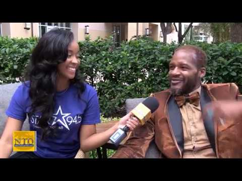 Jaheim Interview (Allstate Tom Joyner Family Reunion)