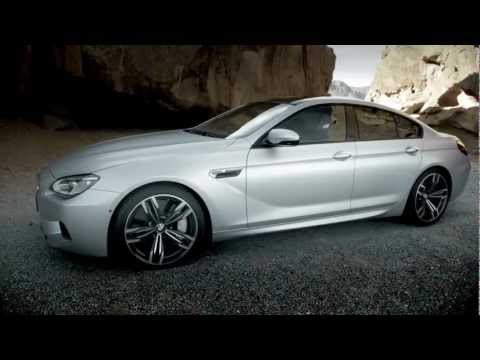 BMW M6 2013 Gran Coupé Exterior Details Commercial Carjam TV HD Car TV Show 2013