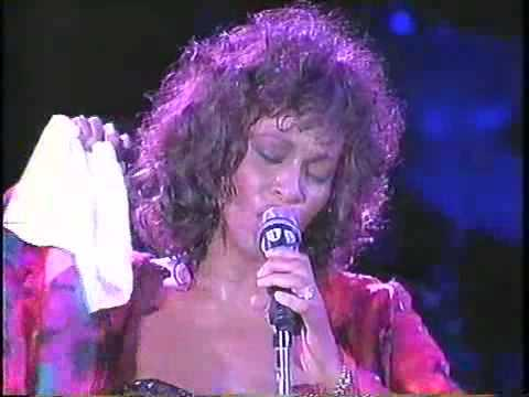 Whitney Houston - I Have Nothing - HQ Live - BRAZIL