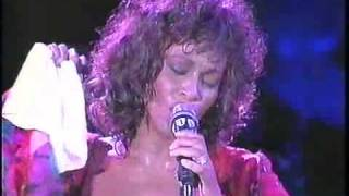 Whitney Houston - I Have Nothing - HQ Live - BRAZIL