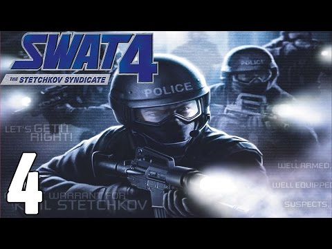 SWAT 4 The Stetchkov Syndicate Mission 4 Department of Agriculture
