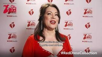Jennifer Tilly | Red Dress Collection 2020